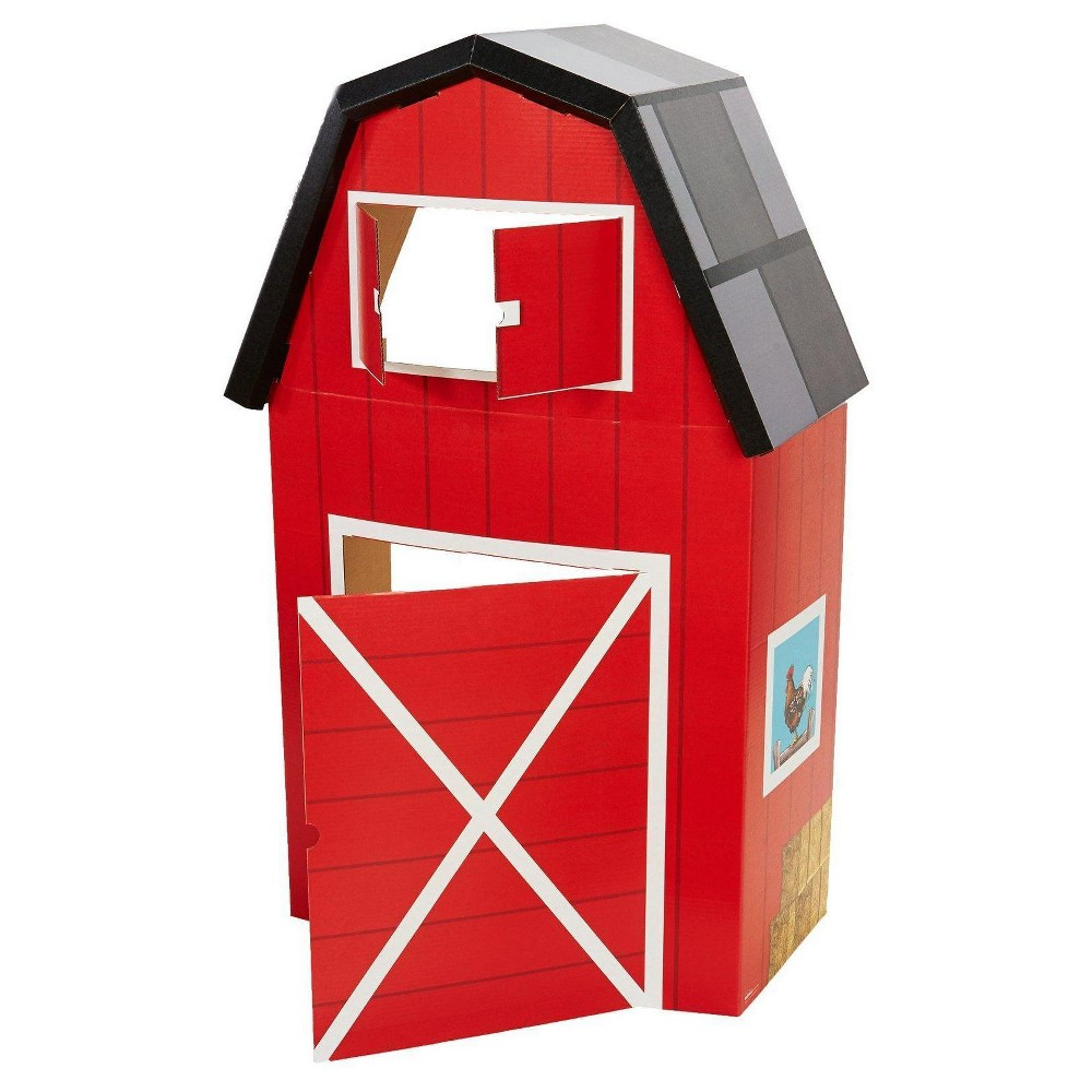 Barn Party Standee, Party Standee