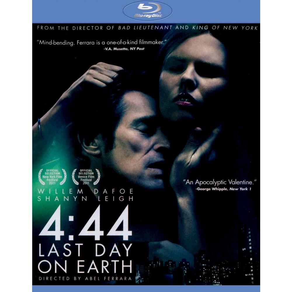 4:44 Last Days On Earth (Blu-ray)