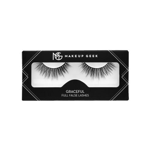 Makeup Geek False Eye Lashes In Graceful Style - image 1 of 4