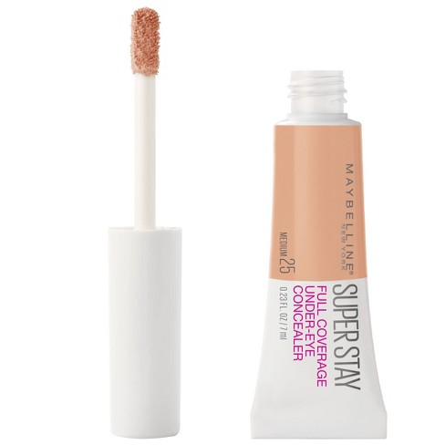 Maybelline Super Stay Full Coverage Under-Eye Concealer - 0.25 fl oz - image 1 of 4