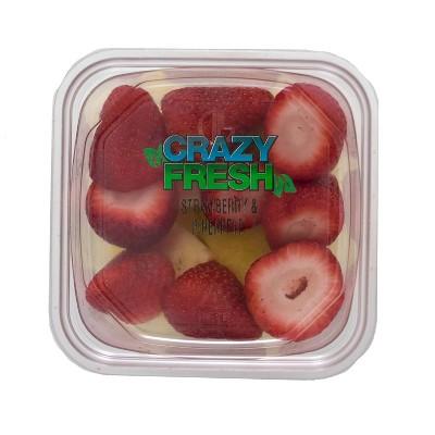 Crazy Fresh Strawberry Pineapple Medley - 14oz