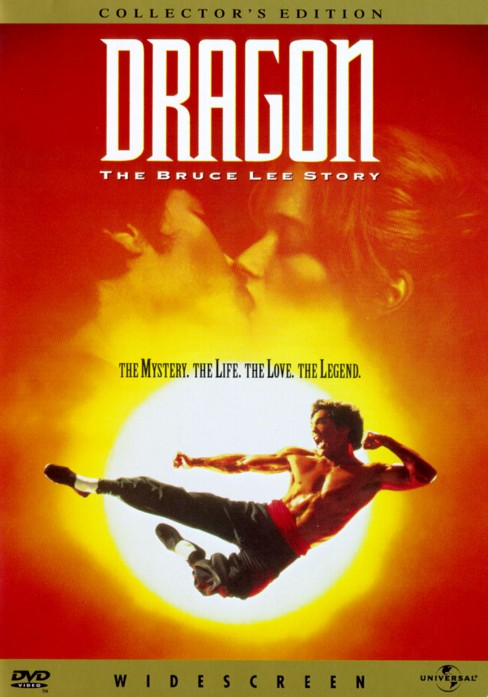 Dragon:Bruce lee story (DVD) - image 1 of 1