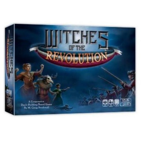 Witches of the Revolution Board Game - image 1 of 2