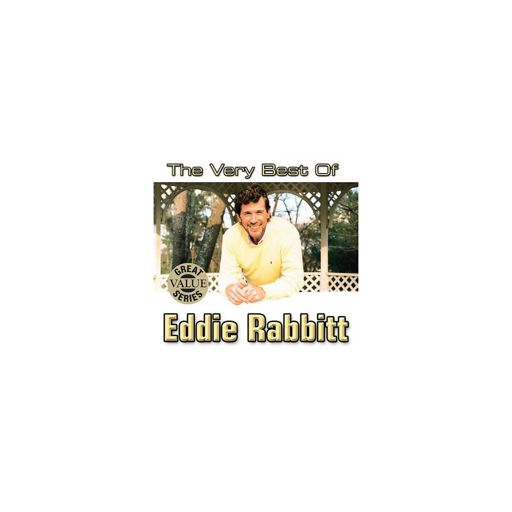 Eddie Rabbitt - Very Best Of Eddie Rabbitt (CD)