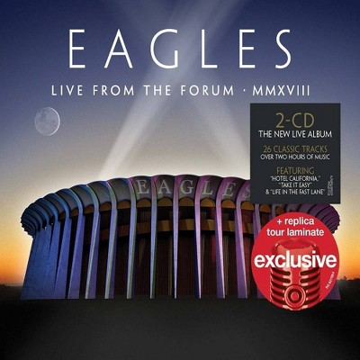 Eagles - Live From the Forum MMXVIII (Target exclusive, CD)