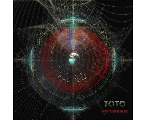 Toto - Greatest Hits:40 Trips Around The Sun (Vinyl) - image 1 of 1
