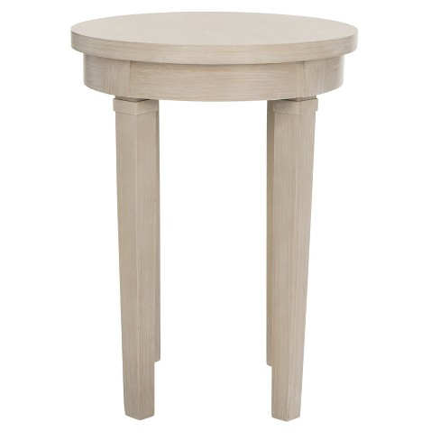 End Table Gray - Safavieh - image 1 of 5