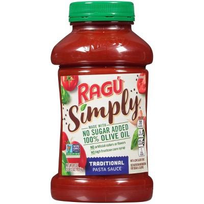 Ragu Simply Traditional Sauce - 45oz
