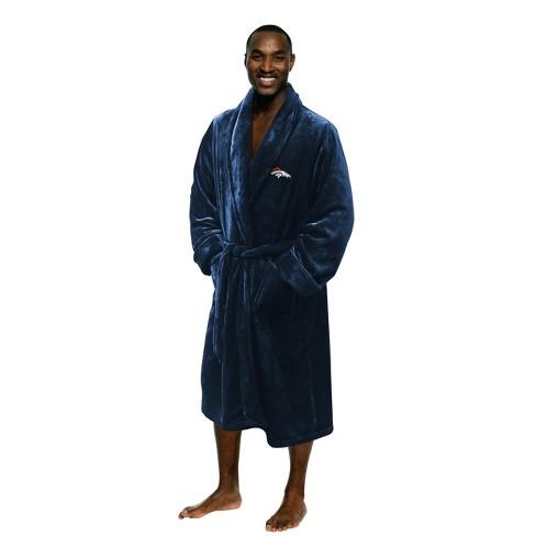 NFL Denver Broncos Bath Robe - image 1 of 3