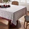 """84"""" x 60"""" Cotton Printed Tablecloth - Threshold™ designed with Studio McGee - image 2 of 4"""
