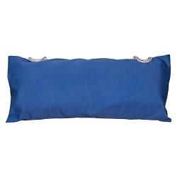 Algoma Deluxe Sunbrella Hammock Pillow - Canvas Capri Solid