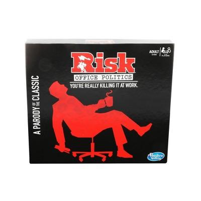 Parody Risk: Office Politics Board Game