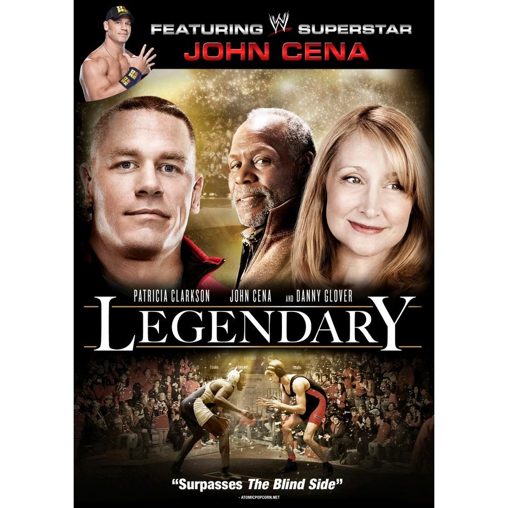 Legendary (Dvd), Movies