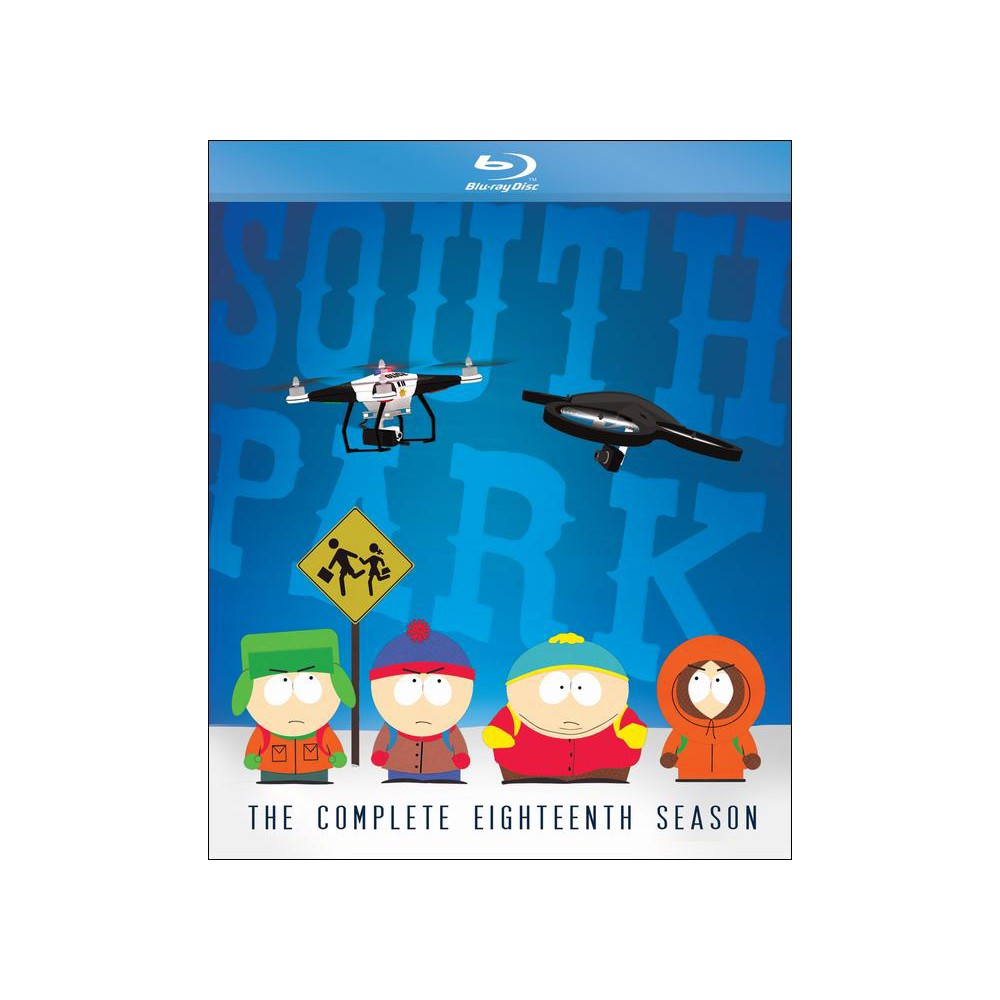 South Park:Complete Eighteenth Season (Blu-ray)