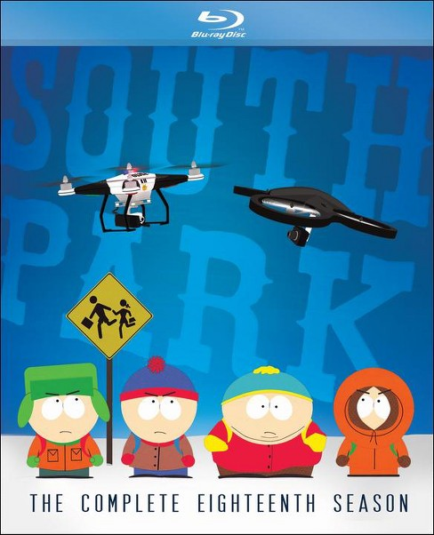 South park:Complete eighteenth season (Blu-ray) - image 1 of 1