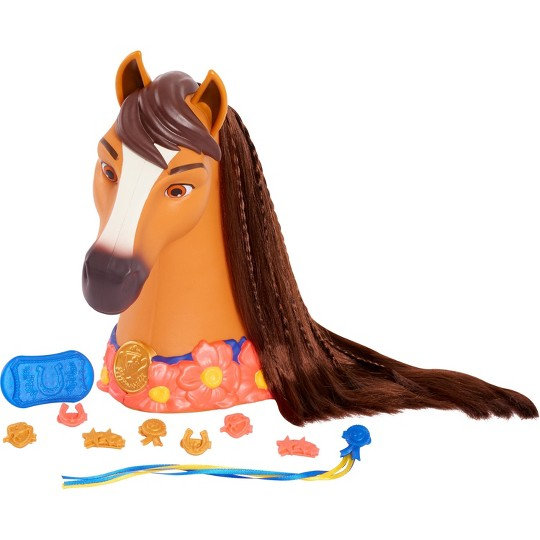 Spirit Riding Free Styling Head image number null