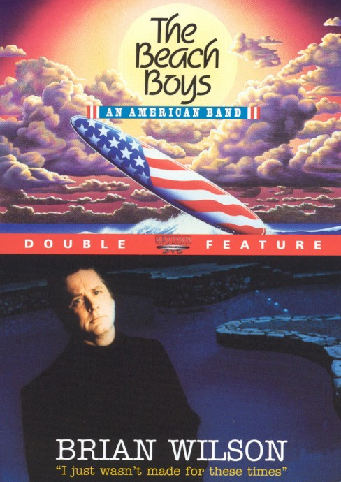 Beach boys:American band/Brian wilson (DVD) - image 1 of 1