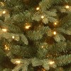 4ft National Christmas Tree Company Burlap Artificial Christmas Tree with 150 Clear Lights - image 3 of 3
