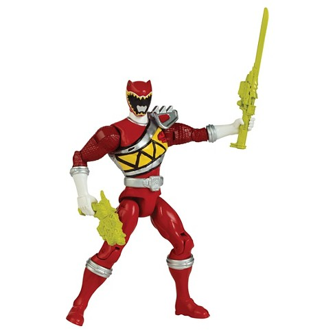 Power Rangers Dino Super Charge – Red Ranger Action Hero - image 1 of 4