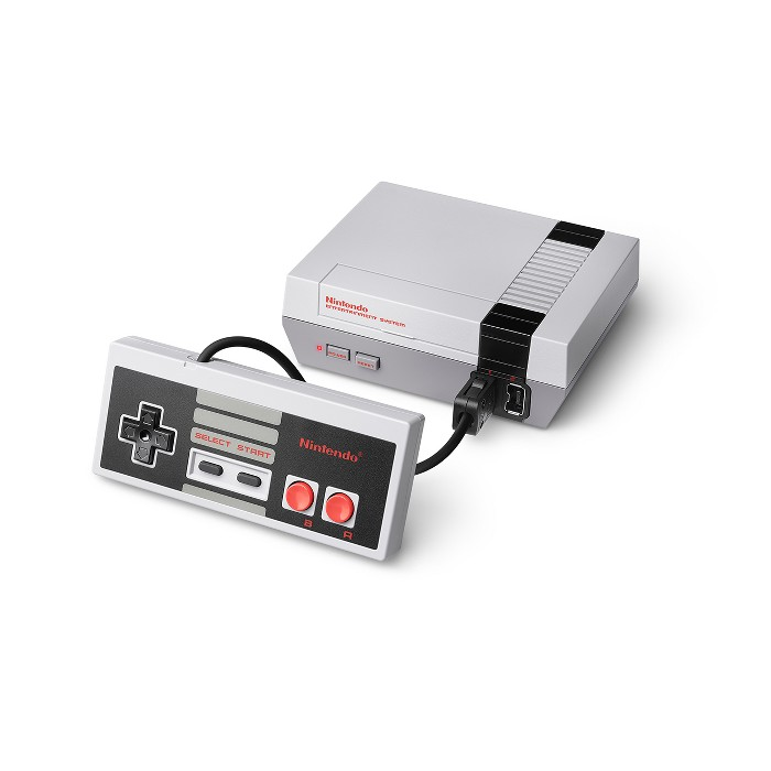 Nintendo Entertainment System: NES Classic Edition - image 1 of 10