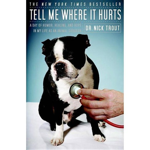 Tell Me Where It Hurts - by  Nick Trout (Paperback) - image 1 of 1