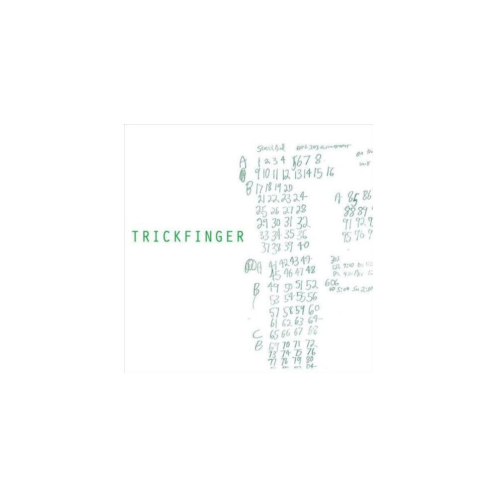 Trickfinger - Trickfinger (CD)