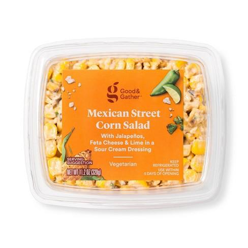 Mexican Street Corn Salad - 11.2oz - Good & Gather™ - image 1 of 2