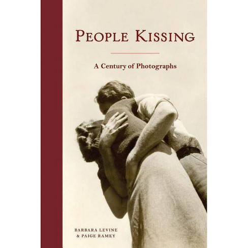 People Kissing: A Century of Photographs (Vintage Snapshots and Postcards, a Great Gift for Engagements, - image 1 of 1