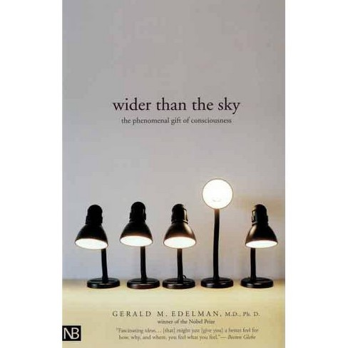 Wider Than the Sky - by  Gerald M Edelman (Paperback) - image 1 of 1