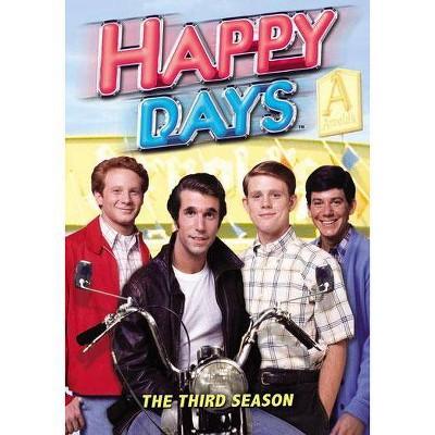 Happy Days: The Third Season (DVD)(2007)