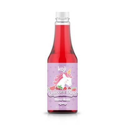 Honeys & Syrups: Koji Flavored Syrup for Snowcones