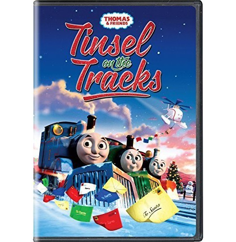 Thomas & Friends:Tinsel On The Tracks (DVD) - image 1 of 1