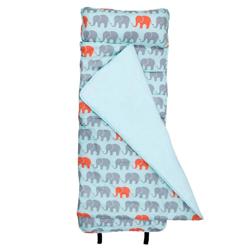 Image of Wildkin Elephants Original Nap Mat