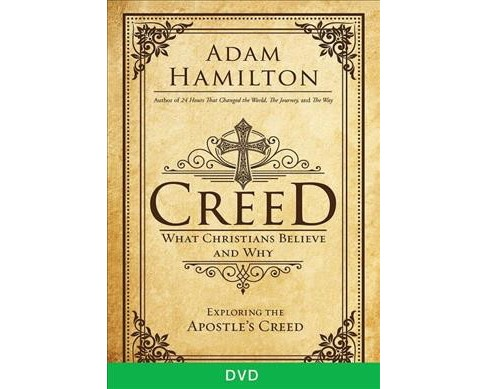 Creed : What Christians Believe and Why (Hardcover) (Adam Hamilton) - image 1 of 1