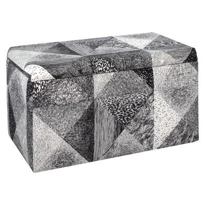 Vallila Storage Bench Sintra - Skyline Furniture