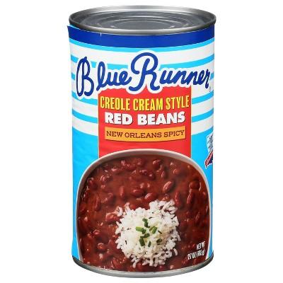 Blue Runner Bean Red New Orleans Spicy - 27oz