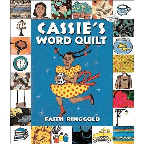 Cassie's Word Quilt (Paperback) - (Avenues) by  Faith Ringgold - image 1 of 1