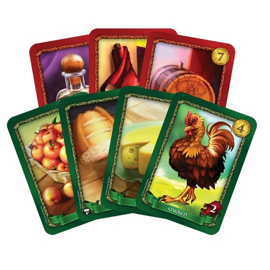 Sheriff of Nottingham Board Game image number null