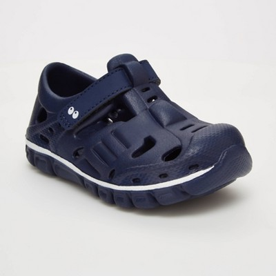 Baby Boys' Surprize by Stride Rite Rider Sneakers - Navy 3