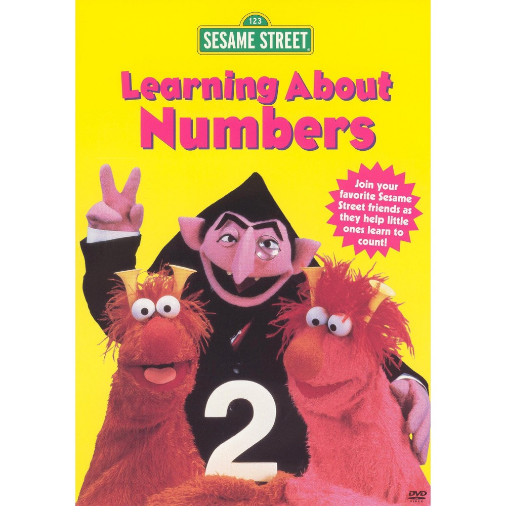 Sesame Street: Learning About Numbers