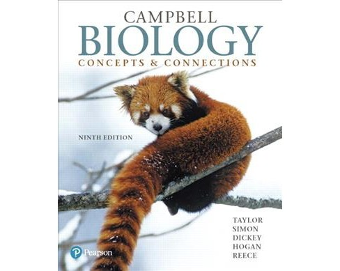 Campbell Biology : Concepts & Connections (Hardcover) (Jean L. Dickey & Eric J. Simon & Kelly Hogan & - image 1 of 1