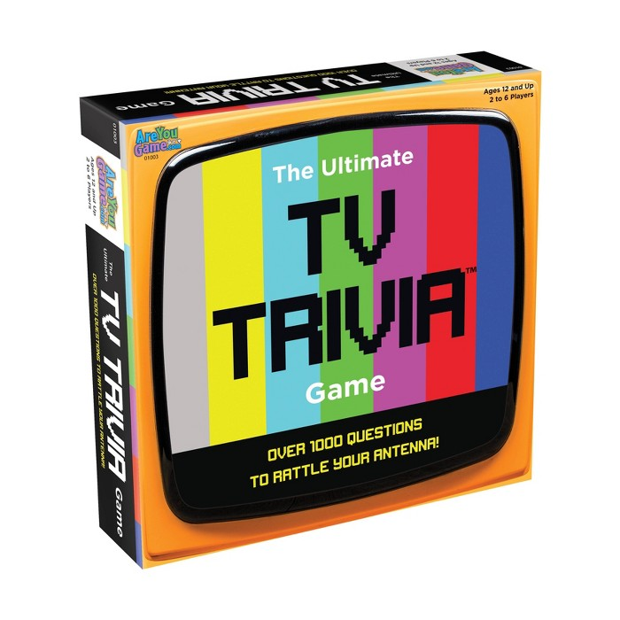The Ultimate TV Trivia Game : Target