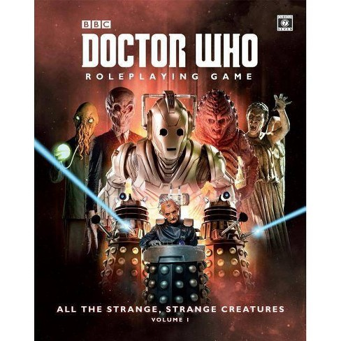 Dr Who All the Strange Strange Creatures - (Hardcover) - image 1 of 1