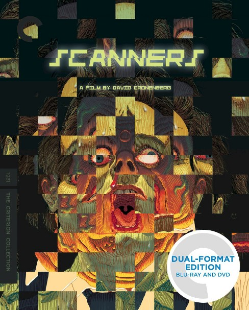 Scanners (Blu-ray) - image 1 of 1