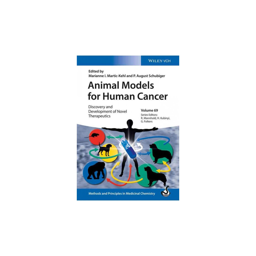 Animal Models for Human Cancer : Discovery and Development of Novel Therapeutics (Hardcover)