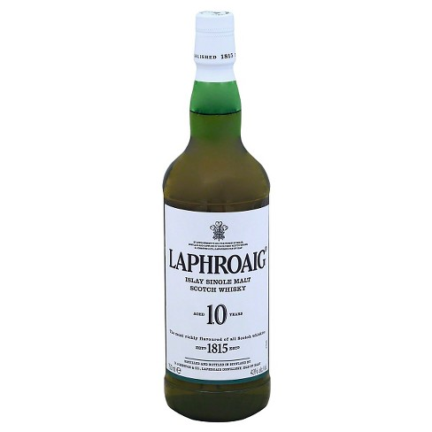 Laphroaig Scotch Whisky - 750ml Bottle - image 1 of 2