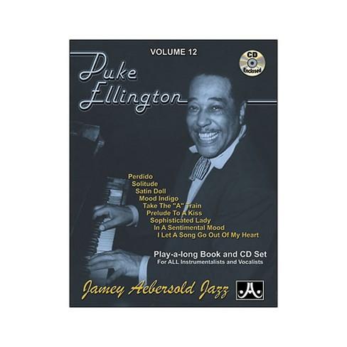 Jamey Aebersold Duke Ellington Play-Along Book and CD - image 1 of 1