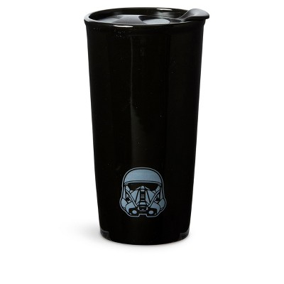 Seven20 Star Wars: Rogue One Ceramic Travel Mug with Lid - Death Trooper