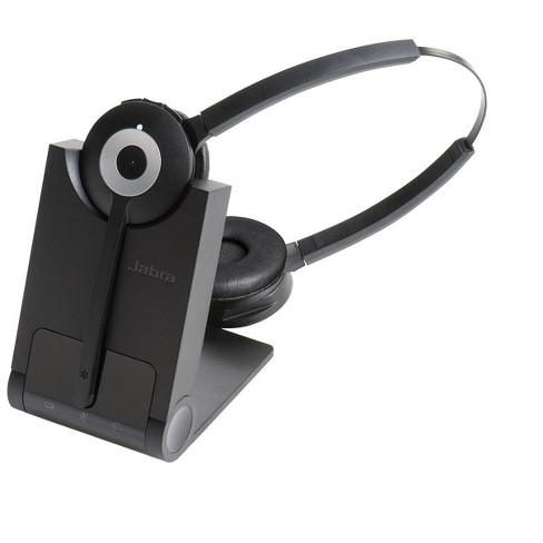 Jabra Pro 920 Duo Wireless Headset Music Headphones Target