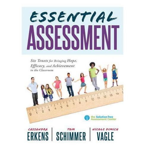 Essential Assessment - by  Cassandra Erkens & Tom Schimmer & Nicole Dimich (Paperback) - image 1 of 1